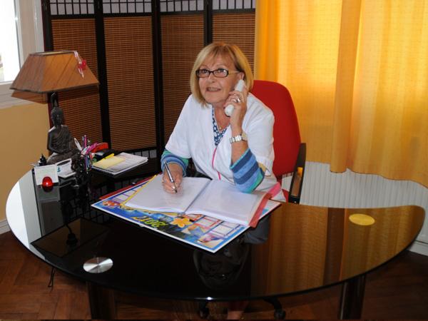 La Luxopuncture à Rochefort avec Chantal Laroche